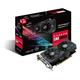 ATI Radeon - PCI-E Asus ROG-STRIX-RX560-4G-GAMING Radeon RX 560 4Go GDDR5 - 88337