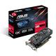 ATI Radeon - PCI-E Asus Radeon RX 560 OC Radeon RX 560 2Go GDDR5 - 88358