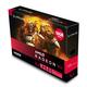 ATI Radeon - PCI-E Sapphire Radeon VII 16G HBM2 16 Go High Bandwidth Memory 2 (HBM2) - 114142