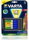 Accessoires Varta 57675 101 441 Auto/Indoor Noir, Argent chargeur de batterie - 91674