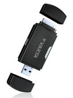 Accessoires Varta 57922 101 401 Lithium-Ion (Li-Ion) 800mAh Noir banque - 91696