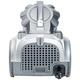 Aspirateur Bestron AMC1000S 700 W A Aspirateur réservoir cylindrique 2 L Gris - 113505