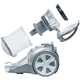 Aspirateur Bestron AMC1000S 700 W A Aspirateur réservoir cylindrique 2 L Gris - 113507