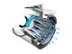 Aspirateur Black et Decker SVFV3250L Sans sac Blanc - 113532