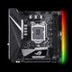 Cartes mères Intel Asus ROG Strix H370-I Gaming Intel® H370 LGA 1151 (Emplacement - 102923