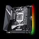 Cartes mères Intel Asus ROG Strix H370-I Gaming Intel® H370 LGA 1151 (Emplacement - 102925