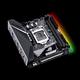 Cartes mères Intel Asus ROG Strix H370-I Gaming Intel® H370 LGA 1151 (Emplacement - 102926