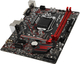 Cartes mères Intel MSI H310M GAMING PLUS Intel® H310 LGA 1151 (Emplacement H4) - 103108