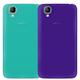 Coques Wiko 3700738104168 Housse Violet Housse de protection pour - 102472