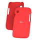 Coques Wiko OZZY Housse Rouge - 102473