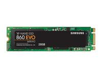 Disques SSD Samsung 860 EVO 250 GB 250Go M.2 Série ATA III - 104441