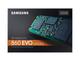 Disques SSD Samsung 860 EVO 250 GB 250Go M.2 Série ATA III - 104447