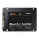 Disques SSD Samsung 860 EVO disque SSD 2.5