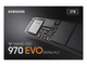 Disques SSD Samsung MZ-V7E2T0 2000 Go M.2 - 104437