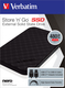 Disques SSD Verbatim Store 'n' Go 480 Go Noir - 114775