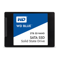 Disques SSD Western Digital Blue 3D disque SSD 2.5