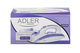 Fer à repasser Adler AD 5011 Vapeur 2000W Céramique Violet, Blanc - 55084