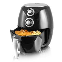 Friteuse Emerio AF-112828 Unique Autonome Hot air fryer 3.6L 1400W Noir - 91774