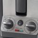 Friteuse Emerio DF-108395 Double Friteuse 2.5L 2800W Noir, Argent friteuse - 91756