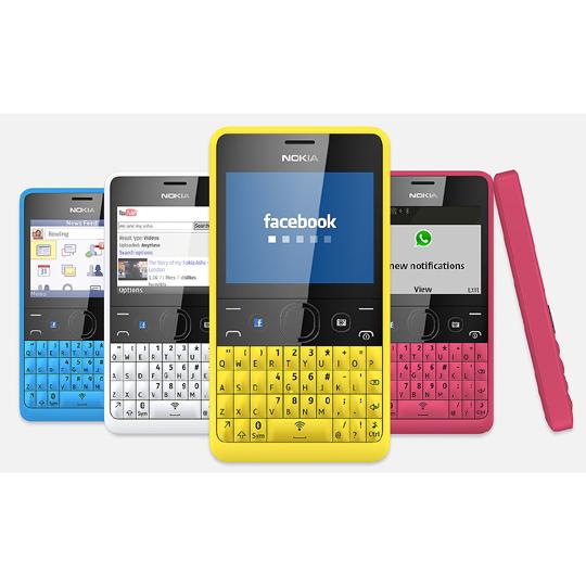 GSM Nokia 210 Azerty Blanc - 30727