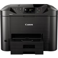 Imprimantes Tout en Un Canon MAXIFY MB5455 Jet d'encre A4 Wifi Noir - 81285