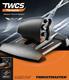 Joysticks Thrustmaster TWCS Throttle Contrôleur de mouvement Mac,PC Noir - 87114