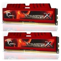 Mémoires Ddr 3 G.Skill RipjawsX 2x4096 PC3-14900 F3-14900CL9D-8GBXL - 15019