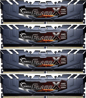 Mémoires Ddr 4 G.Skill 64GB DDR4-2400 module de mémoire 64 Go 2400 MHz - 106611