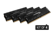 Mémoires Ddr 4 Kingston Predator 32GB 3000MHz DDR4 Kit module de mémoire 32 Go - 106623