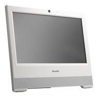 Mini PC Shuttle X50V6U3 All-in-One PC (i3-7100U) 2,40 GHz Tout-en-un Blanc - 116577