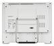 Mini PC Shuttle X50V6U3 All-in-One PC (i3-7100U) 2,40 GHz Tout-en-un Blanc - 116581