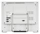 Mini PC Shuttle X50V6U3 All-in-One PC (i3-7100U) 2,40 GHz Tout-en-un Blanc - 116582