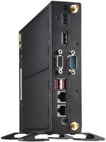 Mini PC Shuttle XP? slim DS10U3 i3-8145U 2,1 GHz 1,3L mini PC Noir Intel - 116587