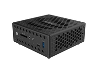 Mini PC Zotac ZBOX CI329 nano N4100 1,10 GHz SFF Noir BGA 1090 - 116654