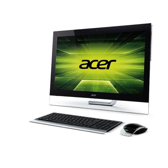 ordinateurs tout en un acer aspire 7600u touch. Black Bedroom Furniture Sets. Home Design Ideas