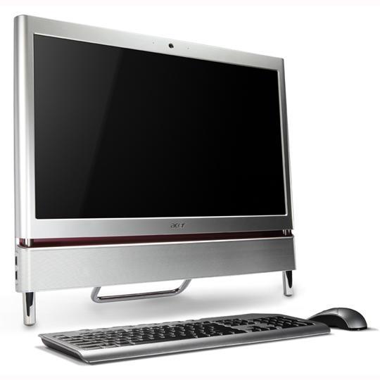 ordinateurs tout en un acer aspire z5610 aio 1to. Black Bedroom Furniture Sets. Home Design Ideas