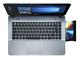 PC Portable Asus Asus VivoBook Max X441UA-FA529T-BE Argent Ordinateur portable - 114854