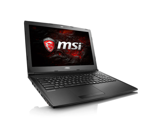 pc portable msi gamer msi gaming gl62m 7rd 048be 2 5ghz i5. Black Bedroom Furniture Sets. Home Design Ideas