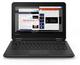 PC Portable Medion Lenovo 300e Noir Hybride (2-en-1) 29,5 cm (11.6