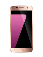 Smartphone Samsung Galaxy S7 SM-G930F SIM unique 4G 32Go Or, Rose smartphone - 87064