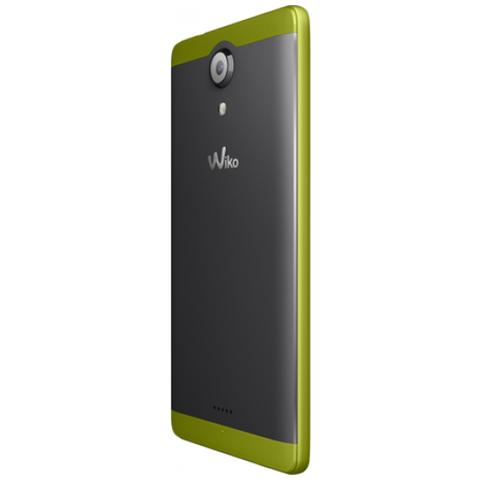 smartphone wiko ufeel lite double sim 4g 16go citron vert. Black Bedroom Furniture Sets. Home Design Ideas