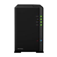 Stockage Réseau - NAS Synology DiskStation DS218play Ethernet/LAN Compact Noir NAS - 113974