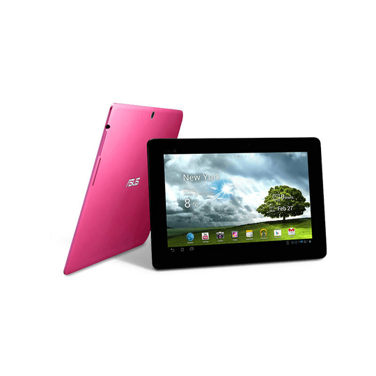 tablette pc tactile asus memo pad smart me301t 1g017a pink. Black Bedroom Furniture Sets. Home Design Ideas