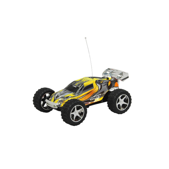 voiture rc jamara mini racing truggy s1 1 43 40 mhz. Black Bedroom Furniture Sets. Home Design Ideas