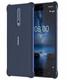 Nokia Soft Touch Case CC-801 Housse Bleu