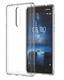 Nokia Hybrid Crystal Case CC-701 Housse Transparent