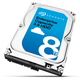 Seagate Enterprise 8TB disque dur 8000 Go SATA