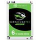 Seagate Barracuda ST6000DM004 disque dur 6000 Go Série ATA III