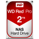 Western Digital Red Pro disque dur 2000 Go Série ATA III