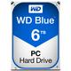Western Digital Blue disque dur 6000 Go Série ATA III
